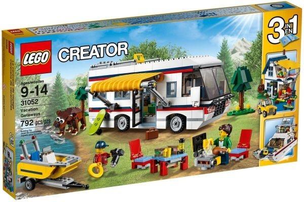31052 Lego Creator atostogų mašina Paveikslėlis 1 iš 1 310820048253