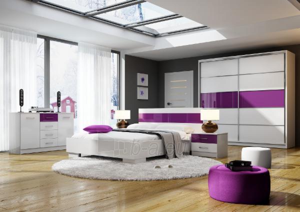 Miegamojo komplektas Dubaj Paveikslėlis 1 iš 8 310820011226