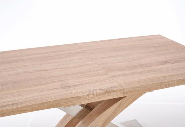 Valgomojo stalas Sandor ąžuolas sonoma Paveikslėlis 3 iš 5 310820015199