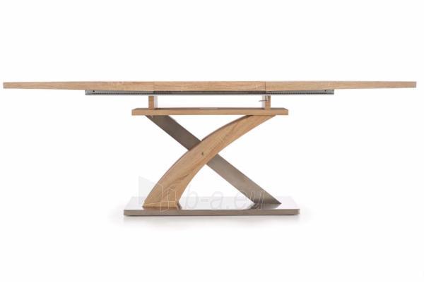 Valgomojo stalas Sandor ąžuolas sonoma Paveikslėlis 4 iš 5 310820015199