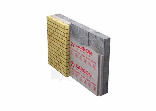 Ekstrudinis polistirenas TECHNONICOL CARBON PROF 300, 1180x580x50 frezuotas Paveikslėlis 2 iš 3 310820016315
