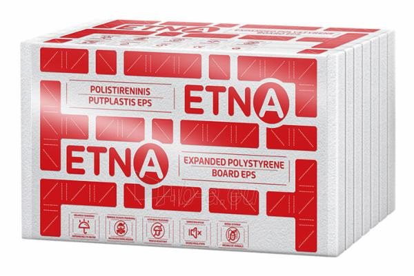 Polistireninis putplastis ETNA EPS 200 (1200x600x100) frezuotas Paveikslėlis 1 iš 2 310820018065