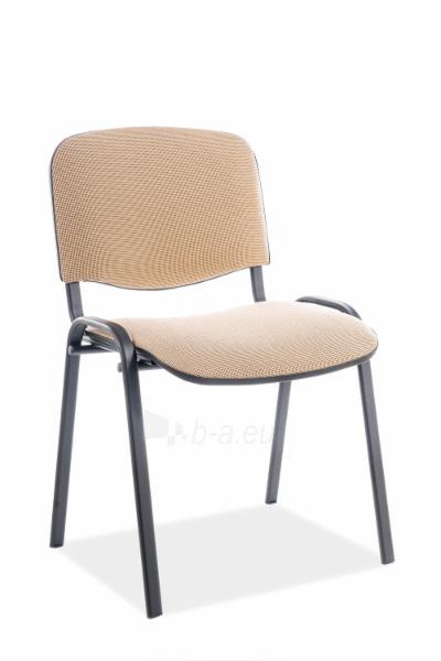 Biuro kėdė lankytojui ISO Signal Paveikslėlis 7 iš 10 310820029318