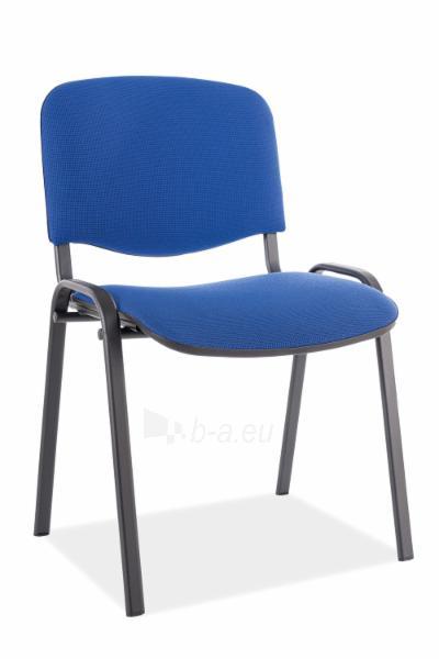 Biuro kėdė lankytojui ISO Signal Paveikslėlis 6 iš 10 310820029318