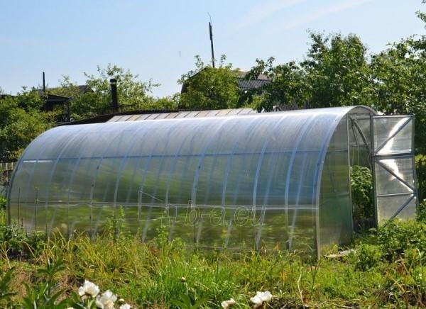 Greenhouse Trioška (48m2) 16000x3000 4mm Paveikslėlis 2 iš 4 310820073814