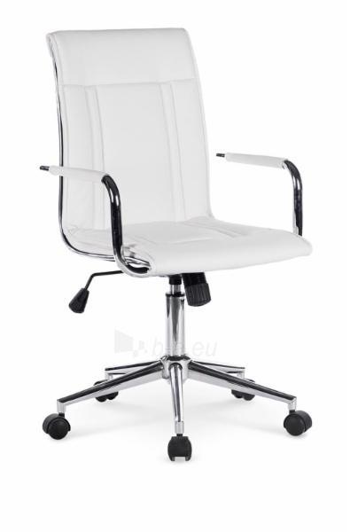 Biuro kėdė darbuotojui Porto 2 balta Paveikslėlis 1 iš 6 310820085987