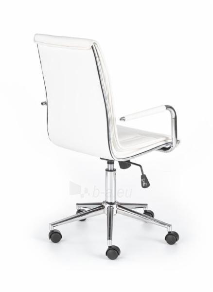Biuro kėdė darbuotojui Porto 2 balta Paveikslėlis 5 iš 6 310820085987