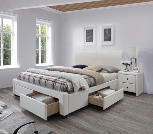 Miegamojo lova Modena 2 Paveikslėlis 1 iš 2 310820091996