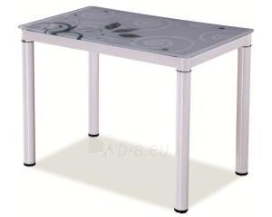 Valgomojo stalas Damar 80x60 Paveikslėlis 1 iš 4 310820121062