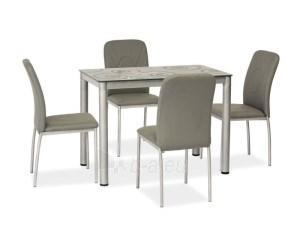 Valgomojo stalas Damar 80x60 Paveikslėlis 4 iš 4 310820121062
