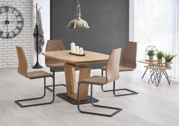 Valgomojo stalas BLACKY išskleidžiamas Paveikslėlis 8 iš 11 310820130957