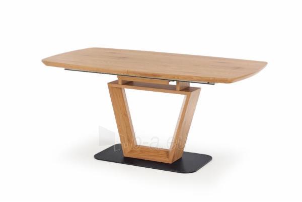 Valgomojo stalas BLACKY išskleidžiamas Paveikslėlis 5 iš 11 310820130957
