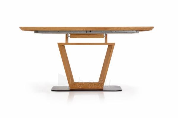 Valgomojo stalas BLACKY išskleidžiamas Paveikslėlis 4 iš 11 310820130957