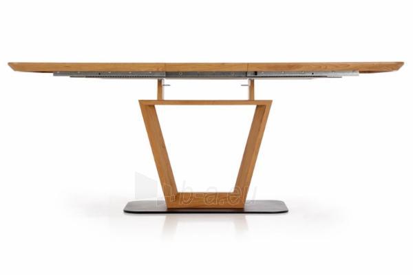 Valgomojo stalas BLACKY išskleidžiamas Paveikslėlis 3 iš 11 310820130957