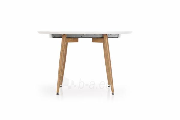 Valgomojo stalas CALIBER išskleidžiamas Paveikslėlis 7 iš 10 310820130959