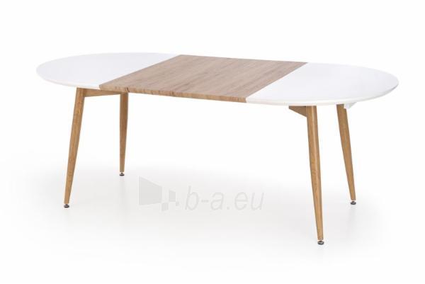 Valgomojo stalas CALIBER išskleidžiamas Paveikslėlis 3 iš 10 310820130959