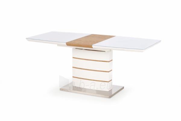 Valgomojo stalas TORONTO išskleidžiamas Paveikslėlis 11 iš 13 310820131162
