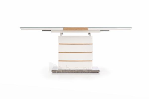 Valgomojo stalas TORONTO išskleidžiamas Paveikslėlis 8 iš 13 310820131162