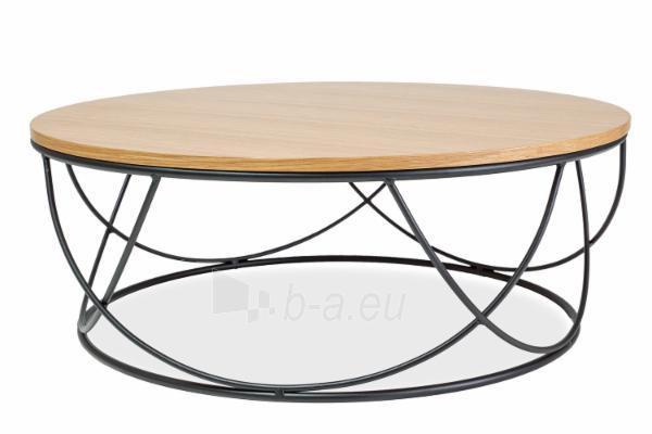 Svetainės staliukas SEPIA I 80x80 Paveikslėlis 2 iš 2 310820151319