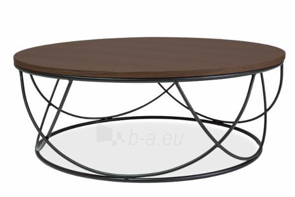 Svetainės staliukas SEPIA I 80x80 Paveikslėlis 1 iš 2 310820151319