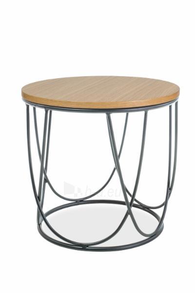 Svetainės staliukas SEPIA II 42x42 Paveikslėlis 1 iš 2 310820151320