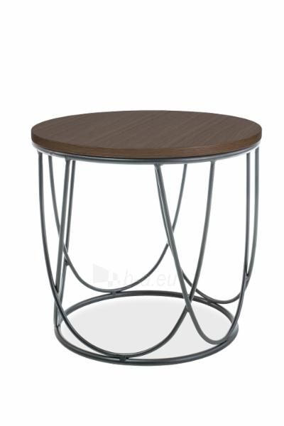 Svetainės staliukas SEPIA II 42x42 Paveikslėlis 2 iš 2 310820151320