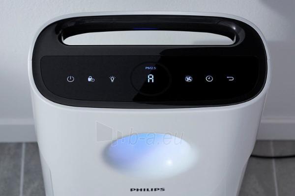 Oro valytuvas Air cleaner Philips AC3256/10 Paveikslėlis 6 iš 8 310820160814