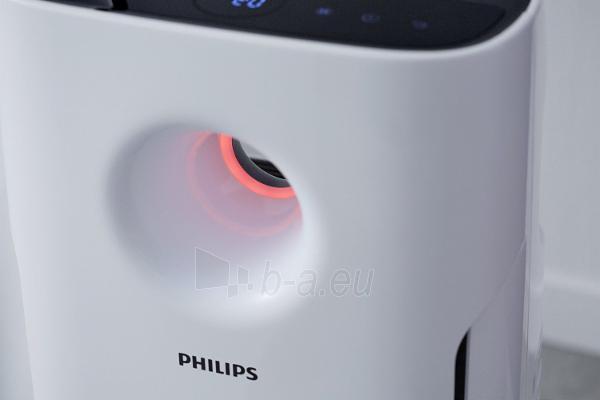 Oro valytuvas Air cleaner Philips AC3256/10 Paveikslėlis 7 iš 8 310820160814
