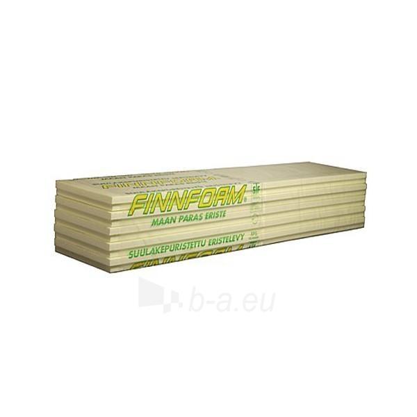 Ekstruzinis polistirolas Finnfoam FI-300 1250x600x100 XX rifliuotas Paveikslėlis 1 iš 2 310820166329