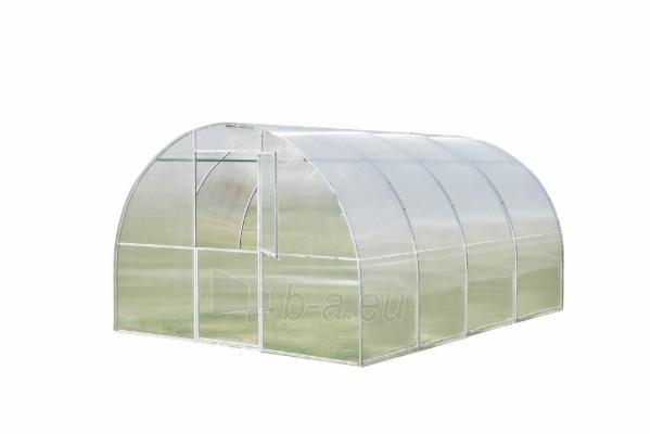 Greenhouse BETA (24 m2) 3000x8000x6 mm Paveikslėlis 1 iš 8 310820168063