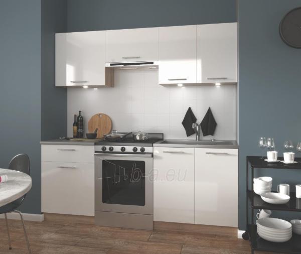 Virtuvės komplektas Marija 200 balta blizgi Paveikslėlis 1 iš 3 310820172402