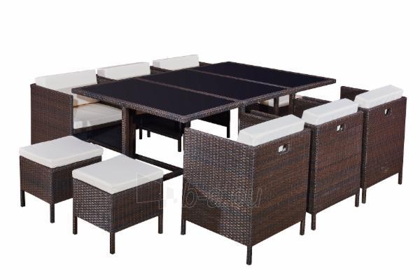 Lauko baldų komplektas CRISTALLO GRANDE. Paveikslėlis 1 iš 2 310820174069