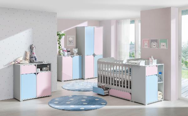 Kūdikio lovytė Mimo 5+4+6 Paveikslėlis 3 iš 4 310820174432