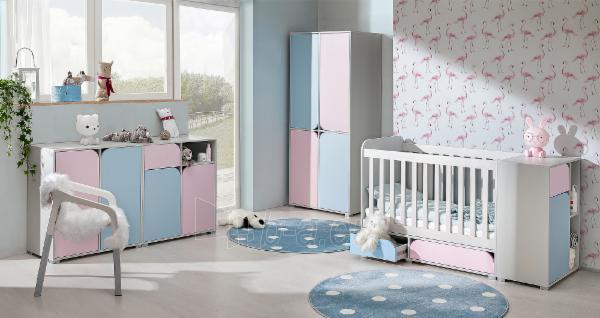 Kūdikio lovytė Mimo 5+4+6 Paveikslėlis 4 iš 4 310820174432