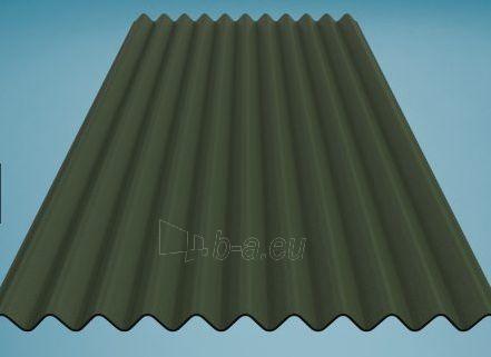 Bituminis lakštas GUTTANIT K-11 830x2000 mm, žalias Paveikslėlis 1 iš 1 310820174829