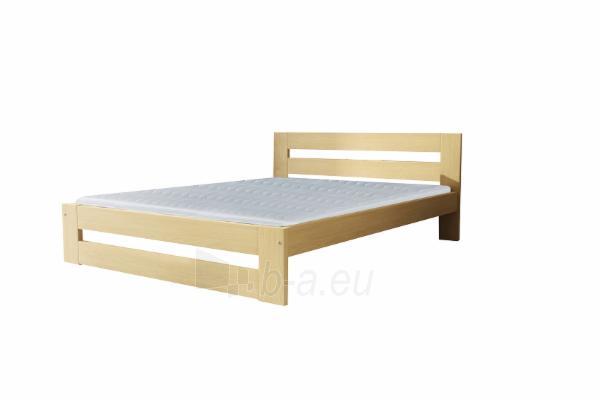 Miegamojo lova Marika 140 Paveikslėlis 1 iš 3 310820174852