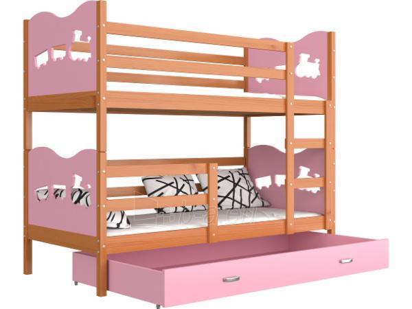 Vaikiška Dviaukštė Lova Max 160x80 Paveikslėlis 21 iš 24 310820178325