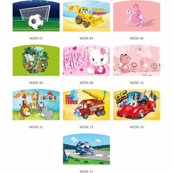 Vaikiška Lova Tami P 200x90 Paveikslėlis 3 iš 18 310820178833