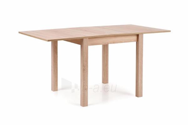 Valgomojo stalas Gracjan išskleidžiamas ąžuolas sonoma Paveikslėlis 2 iš 7 310820179515