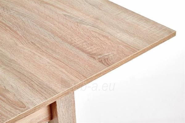 Valgomojo stalas Gracjan išskleidžiamas ąžuolas sonoma Paveikslėlis 3 iš 7 310820179515