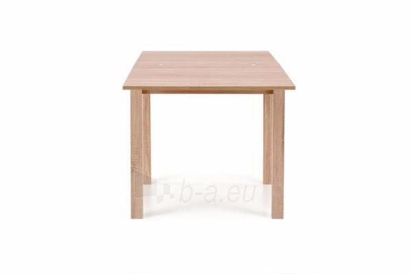 Valgomojo stalas Gracjan išskleidžiamas ąžuolas sonoma Paveikslėlis 7 iš 7 310820179515