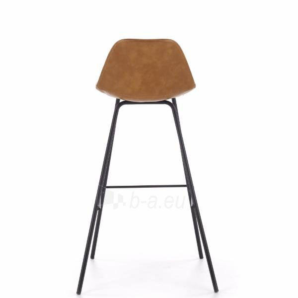 Baro kėdė H-90 šviesiai ruda Paveikslėlis 3 iš 5 310820179524