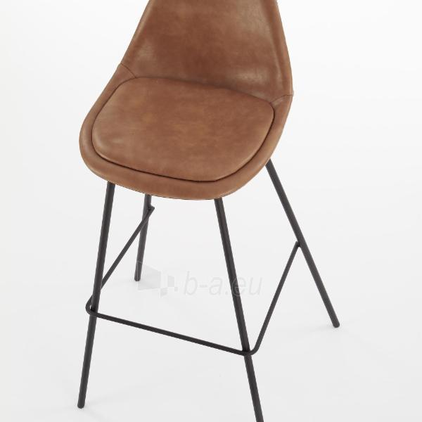 Baro kėdė H-90 šviesiai ruda Paveikslėlis 4 iš 5 310820179524