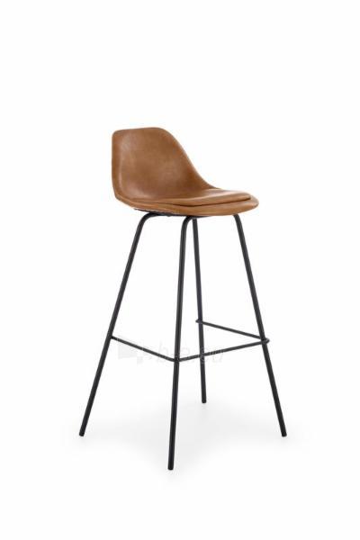 Baro kėdė H-90 šviesiai ruda Paveikslėlis 5 iš 5 310820179524