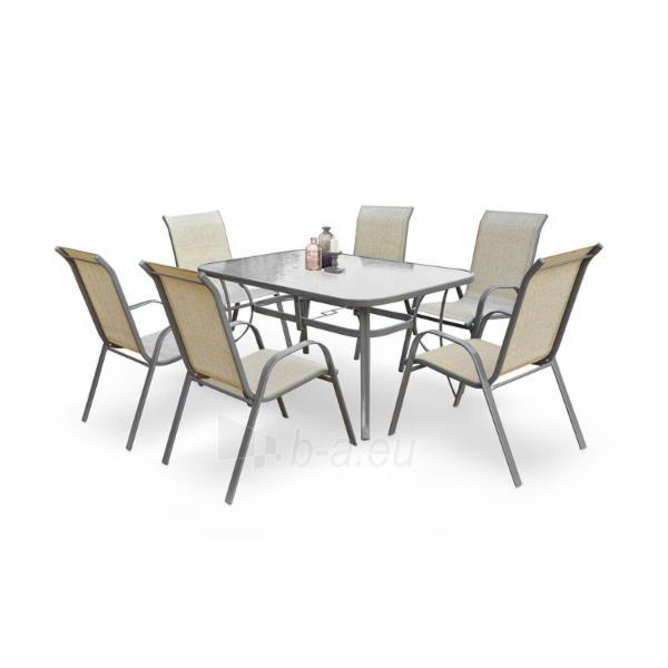 Lauko stalas Mosler Paveikslėlis 1 iš 1 310820179528