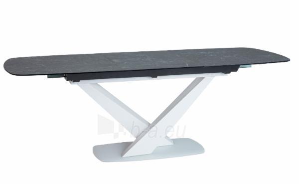 Valgomojo stalas išskleidžiamas Cassino II Paveikslėlis 4 iš 4 310820183375