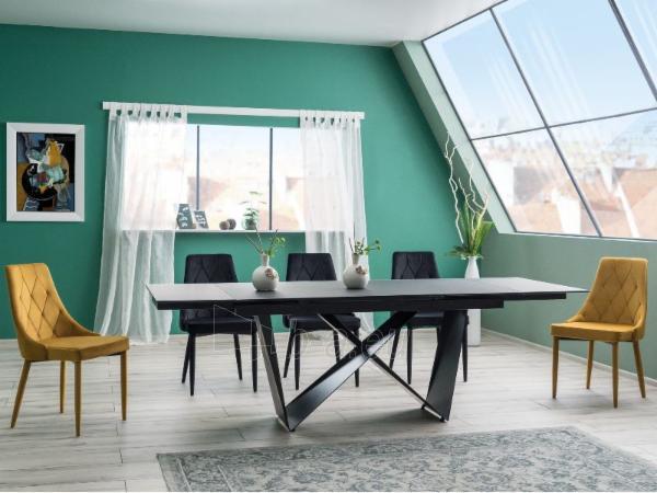 Valgomojo stalas išskleidžiamas Cavalli I Paveikslėlis 3 iš 3 310820183376