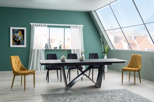 Valgomojo stalas išskleidžiamas Cavalli I Paveikslėlis 1 iš 3 310820183376