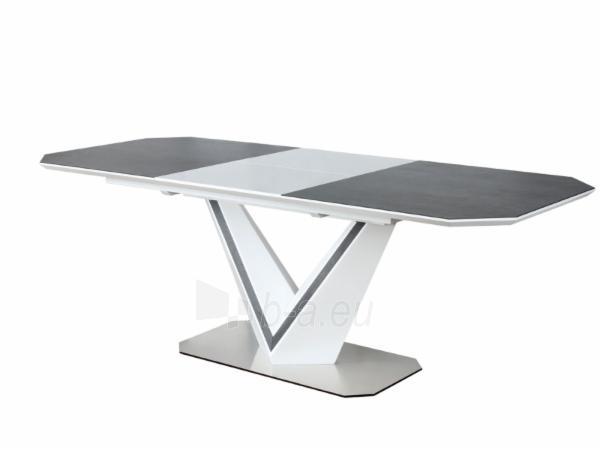 Valgomojo stalas išskleidžiamas Valerio Paveikslėlis 2 iš 2 310820183469