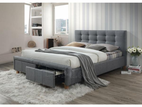Miegamojo lova Ascot 160 Paveikslėlis 1 iš 1 310820183474